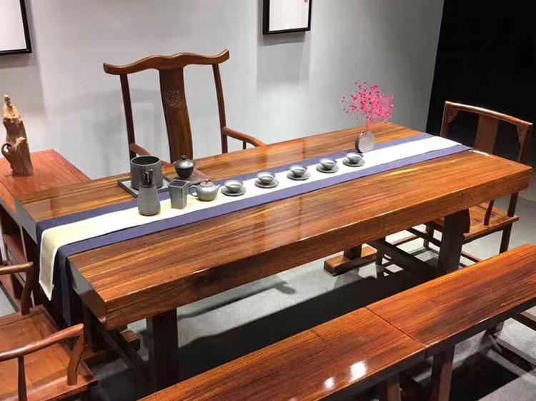 安徽实木大板桌