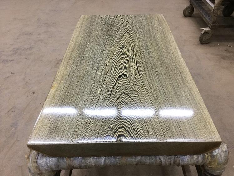 鸡翅木实木大板桌