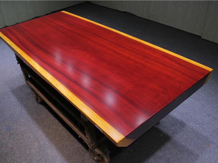 红花梨大板