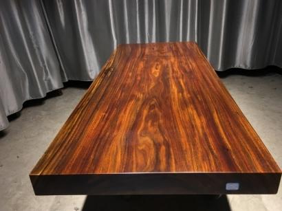 邯郸奥坎实木大板桌