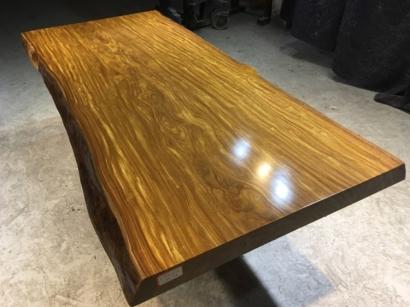 江苏柚木实木大板桌
