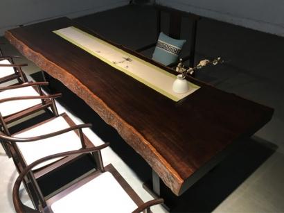 黑檀木大板桌价格