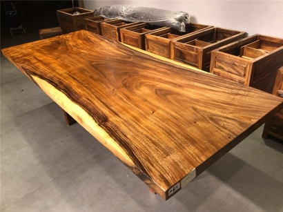 胡桃木大板桌价格