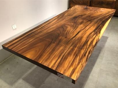 胡桃木大板桌生产厂家