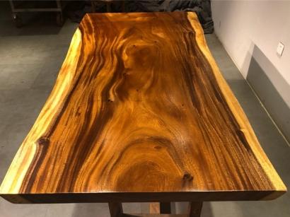 河南胡桃木大板桌