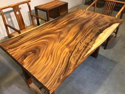 江苏胡桃木大板桌