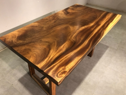 安徽胡桃木大板桌
