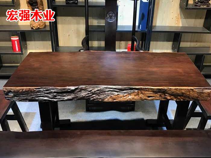 山东实木大板桌